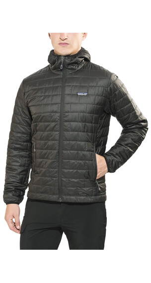 Patagonia Nano Puff Hoody Men Black